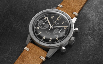 Presenting the Airain Type 20 Re-Edition Flyback Chronograph