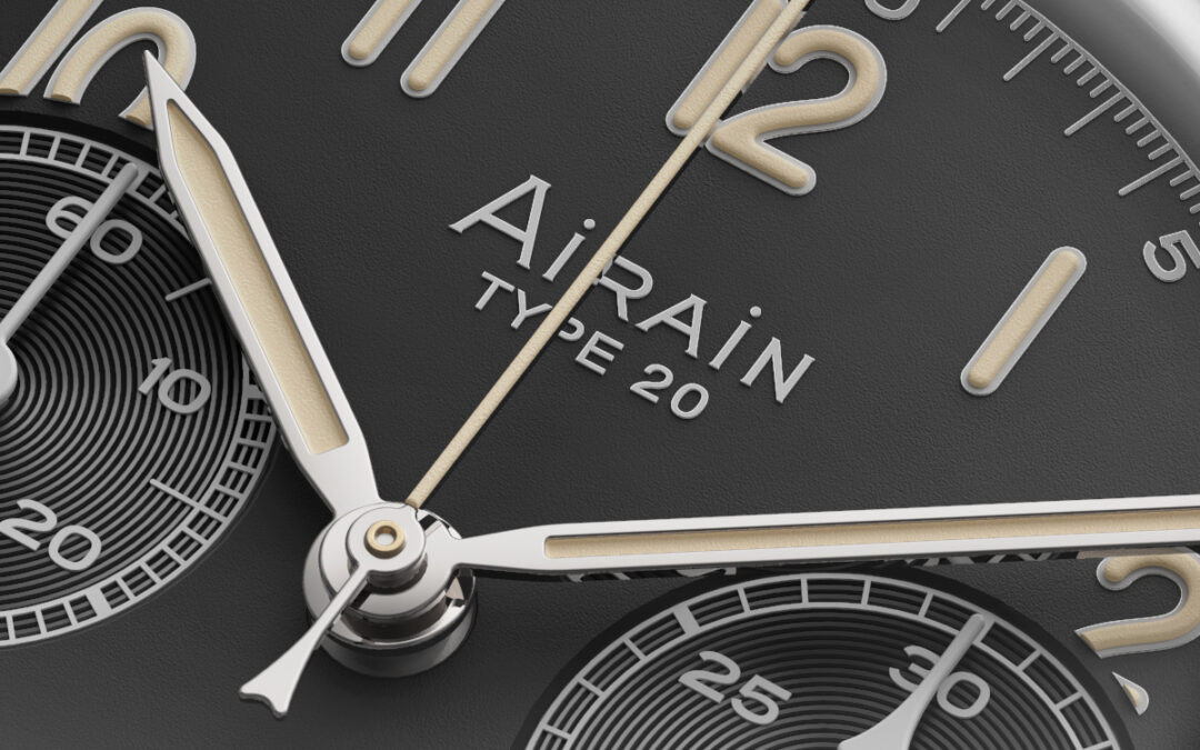 Compagnie des Montres Lebois & Cie acquires intellectual property for AIRAIN of Montrichard Group, E-watch Factory Corp.